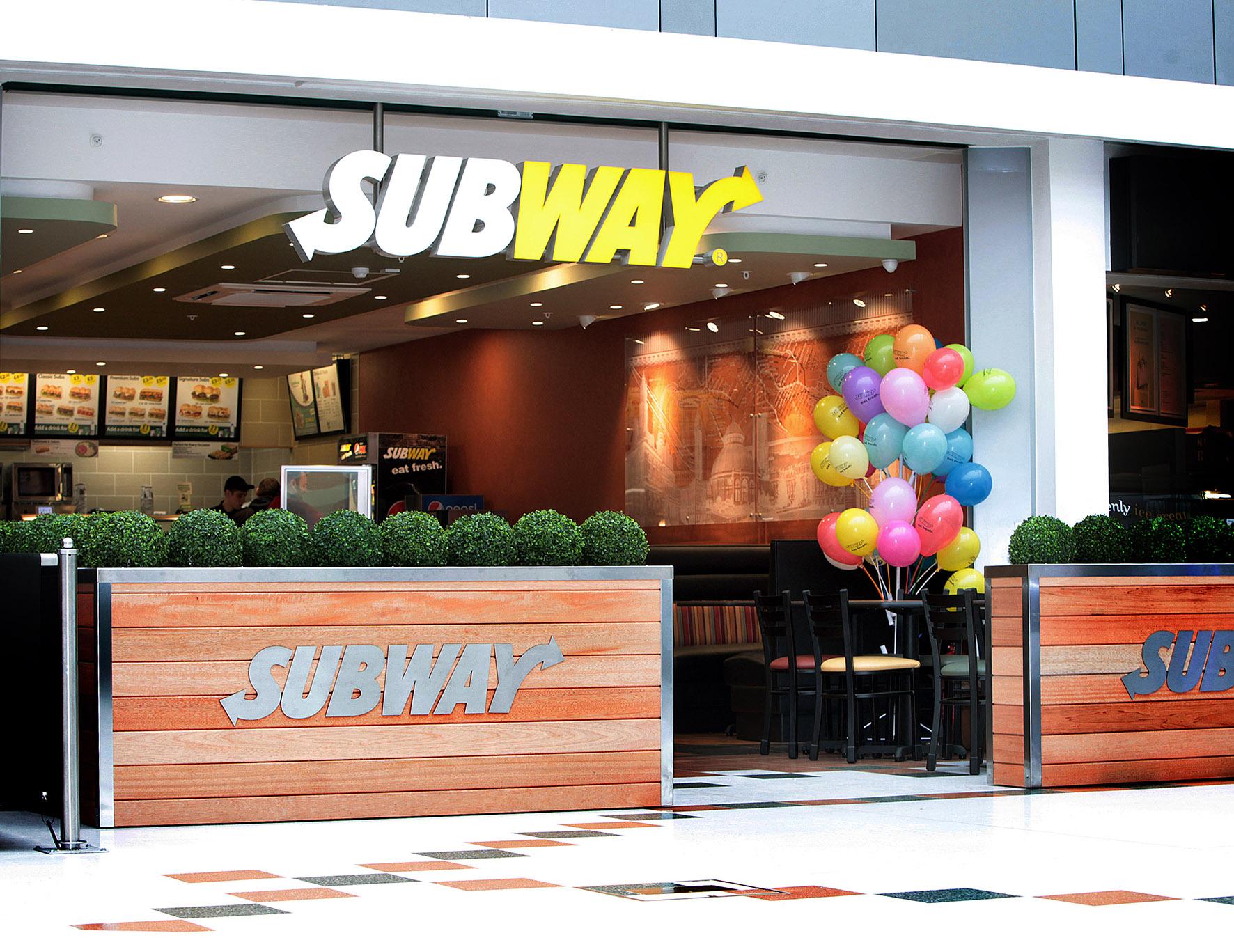 SUBWAY® Sandwiches: 5000. Restaurant in Europa eröffnet - Guten Tag ...