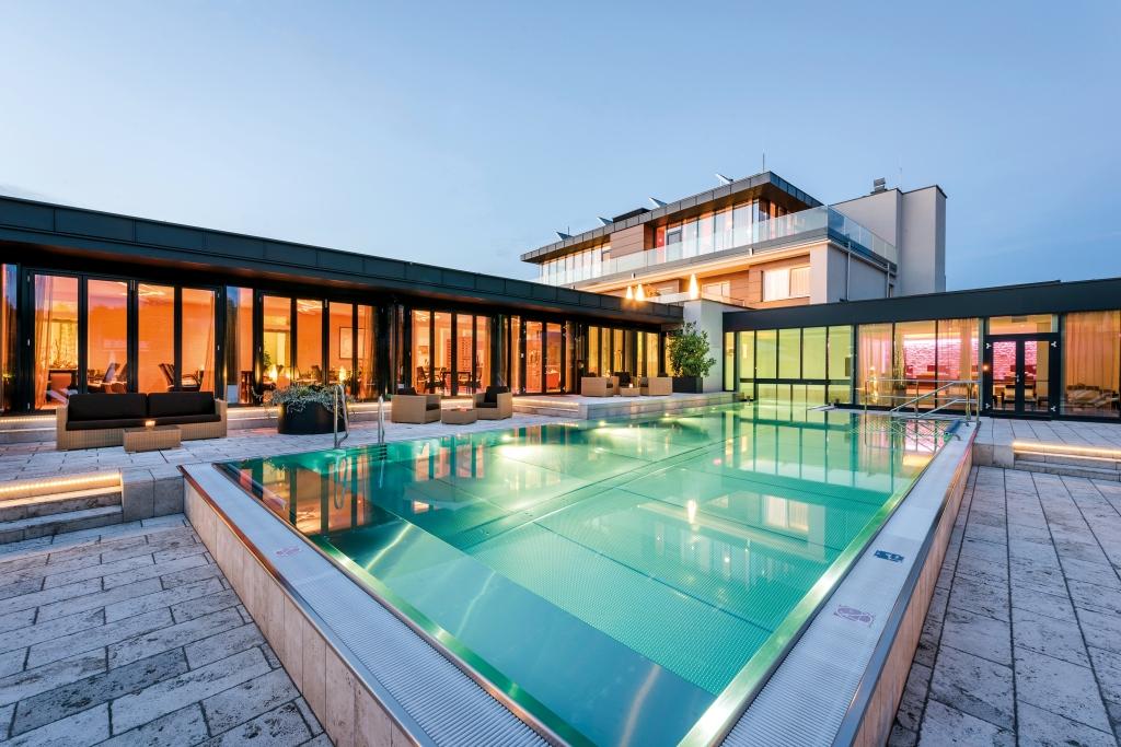 Medical Health & SPA Hotels Villa Vitalis im oberösterreichischen Aspach (Bildquelle: www.guenterstandl.de)