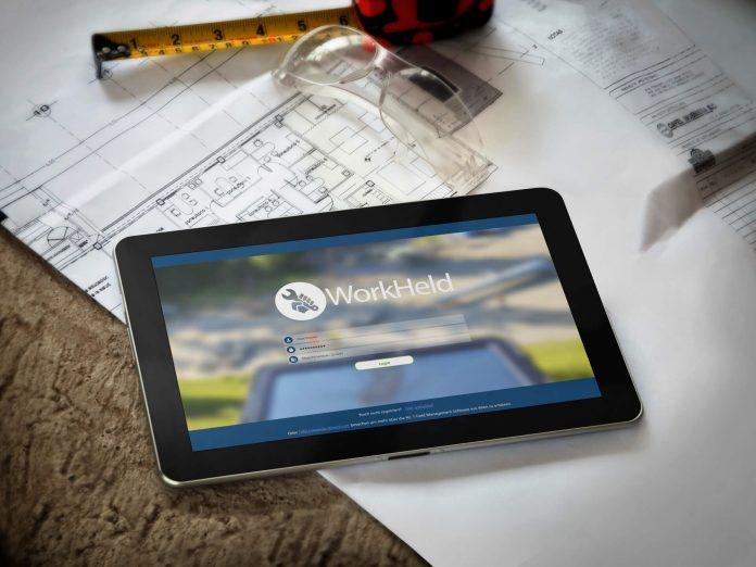 WorkHeld ist die Zukunft für mobile Industriemonteure und Servicetechniker. Die Software ist die ganzheitliche Lösung für den mobilen Außendienst. (Bildquelle: Tablet Solutions)