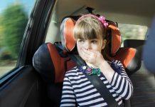 Kinder und Jugendliche sind am schlimmsten von Reiseübelkeit betroffen. (obs/Ford-Werke GmbH)