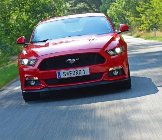 Ford Mustang - In Österreich wurden 2016 insgesamt 267 Exemplare des Sportwagens verkauft. (Bildquelle: Ford)