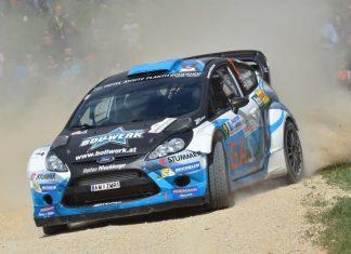 Der regierende Staatsmeister Hermann Neubauer gewann die 41. Lavanttal-Rallye in Wolfsberg. (Bildquelle: Harald Illmer)