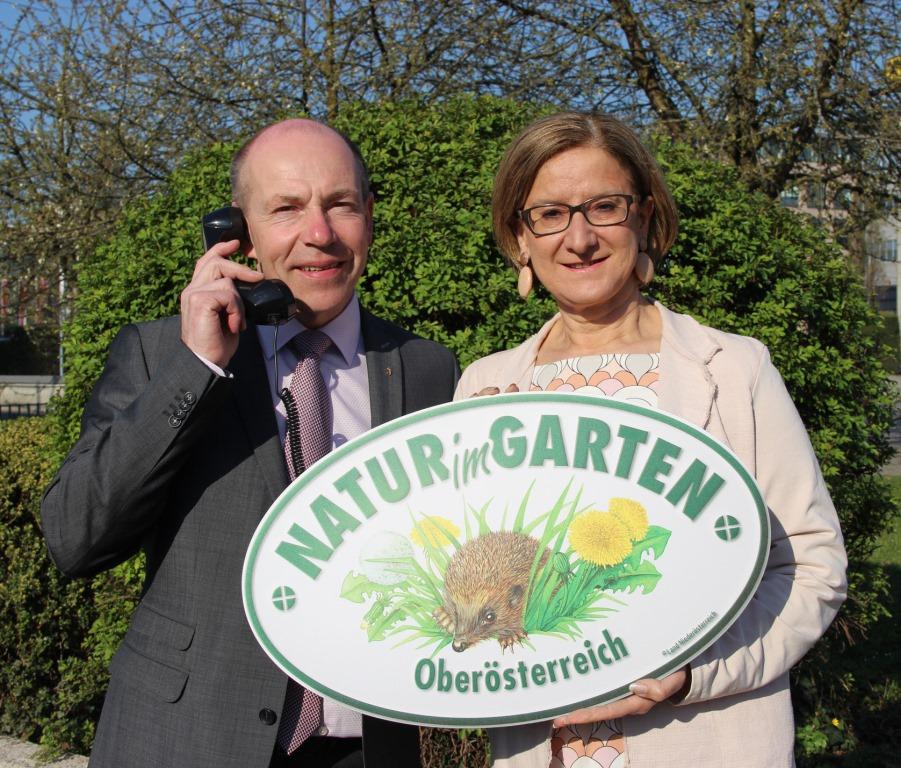 Natur Im Garten Auch In Oberosterreich Gefragt Guten Tag Osterreich