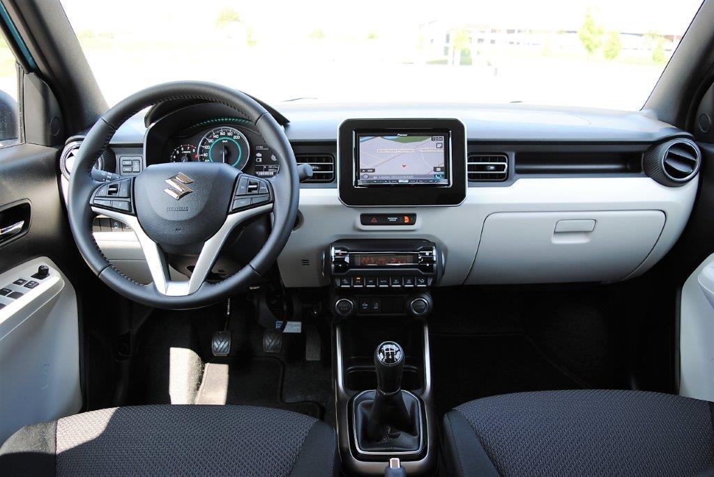 Der Neue Suzuki IGNIS 12 Dualjet SHVS Flash Bildquelle Thomas Resch