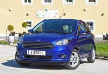 Der neue Ford KA+ (Bildquelle: Ford)