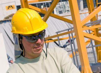 Richtiger Sonnenschutz auch bei der Arbeit. (Bildquelle: R. Gryc)