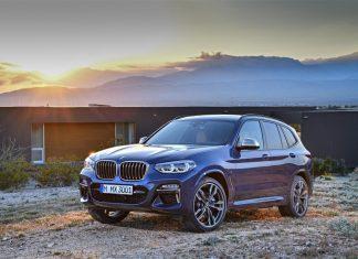Der neue BMW X3 kombiniert robuste Offroad-Optik mit sportlichem Auftreten. (Bildquelle: BMW AG, München)