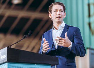 Sebastian Kurz ist neuer Bundesparteiobmann der Volkspartei (Bildquelle: Philipp Lipiarski)