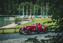 Arlberg Classic Car Rally 2017 (Bildquelle: Christoph Schöch)