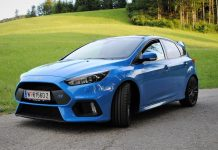 Der Focus RS ist das bisher schnellste RS-Modell von Ford und bietet jede Menge Fahrspaß. (Bildquelle: Thomas Resch)