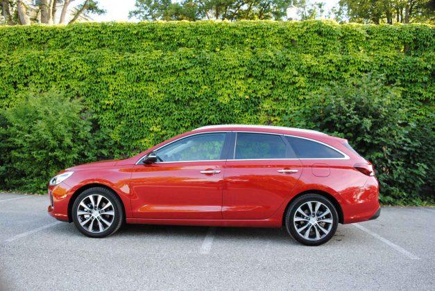 Hyundai i30 Kombi (Bildquelle: Thomas Resch)