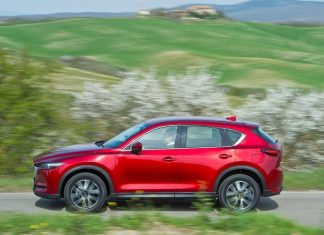 Der neue Mazda CX-5 ist vom Start weg noch erfolgreicher als das Vorgängermodell. (Bildquelle: Mazda)