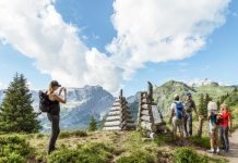 Themenwanderweg Gauertaler AlpkulTour (Bildquelle: Montafon Tourismus GmbH / Schruns)