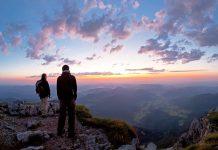 Mit dem Puchberger Bergführer Peter Groß am frühen Morgen den Schneeberg erklimmen und am höchsten Gipfel Niederösterreichs den Sonnenaufgang erleben. (Bildquelle: Wiener Alpen / Franz Zwickl)