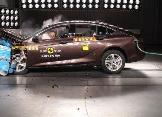 Opel Insignia im Crashtest (Bildquelle: ÖAMTC)