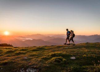 Niederösterreich ist eine ausgezeichnete Region für den aktiven Herbsturlaub mit atemberaubenden Aussichten wie hier im Bild die Gemeindealpe. (Bildquelle: NÖ-Werbung/Robert Herbst)