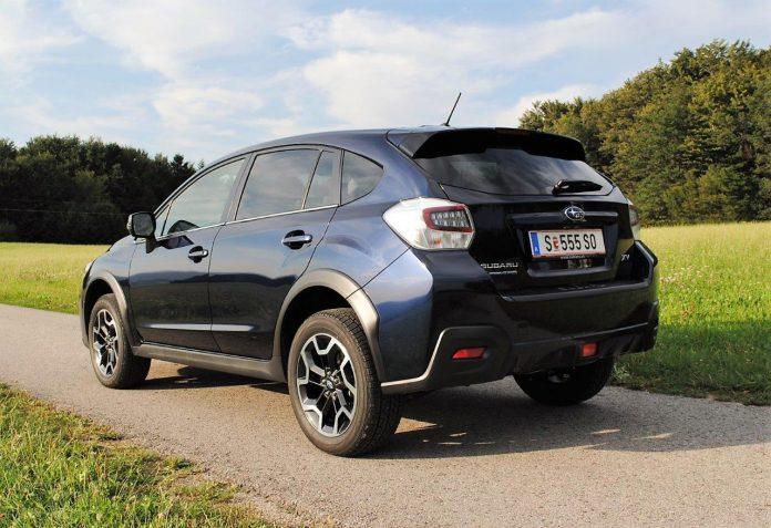 Der neue Subaru XV im Guten Tag Österreich Autotest. (Bildquelle: Thomas Resch)
