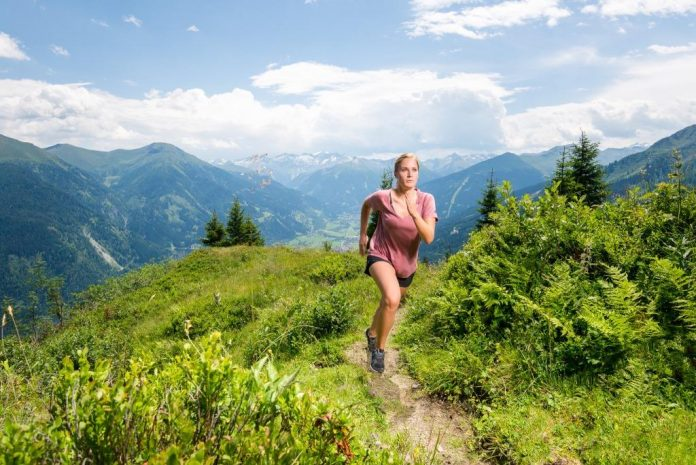 Trailrunning in den Bergen Gasteins (Bildquelle: Gasteinertal Tourismus)