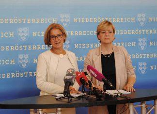 Landeshauptfrau Johanna Mikl-Leitner und Landesrätin Barbara Schwarz zum Ausbau der Kinderbetreuung in Niederösterreich (Bildquelle: Thomas Resch)