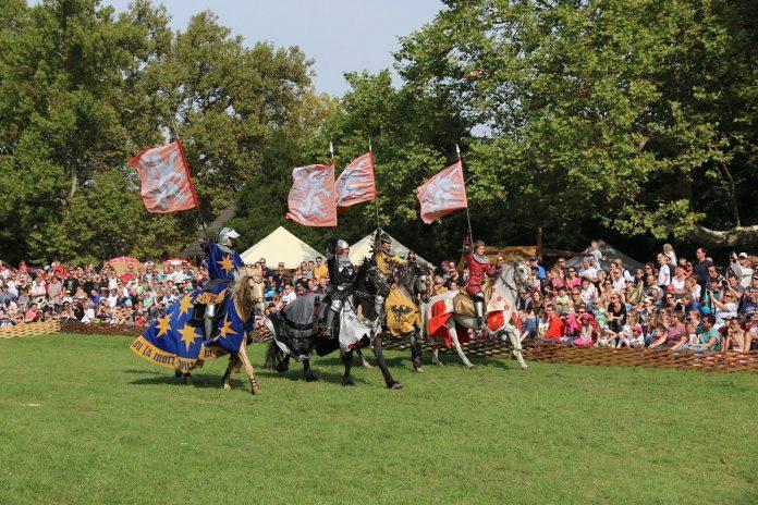 Ritterfest Schloss Laxenburg (Bildquelle: Schloss Laxenburg)