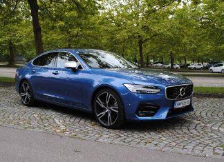 Der neue Volvo S90 im Guten Tag Österreich Autotest. (Bildquelle: Thomas Resch)