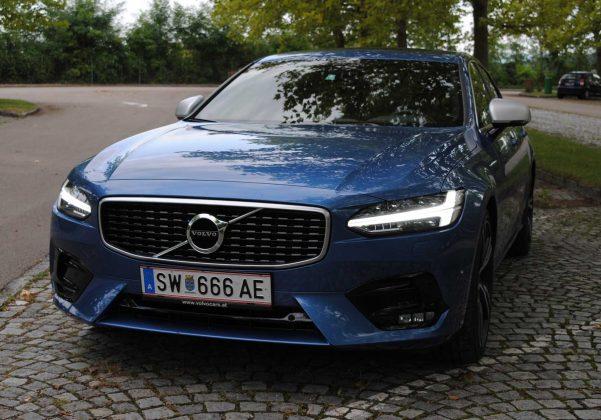 Der neue Volvo S90 (Bildquelle: Thomas Resch)