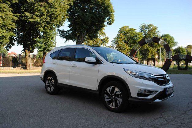 Der neue Honda CR-V (Bildquelle: Thomas Resch)