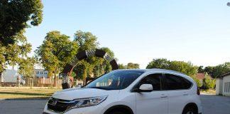 Der neue Honda CR-V im Guten Tag Österreich Autotest. (Bildquelle: Thomas Resch)