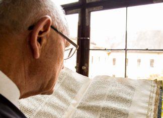 Geistige Schätze im Klösterreich bei Bibliotheksführungen in den Mitgliedsklöstern von Klösterreich sind die Besucher eingeladen, in die hochinteressante Welt des überlieferten Wissens einzutauchen. (Bildquelle: Stift Rein/ Höfler)