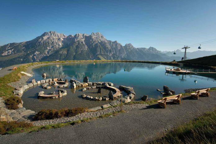 Neue Attraktionen bei den Besten Österreichischen Sommer-Bergbahnen. Im Bild:
