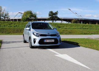 Der neue Kia Picanto im Guten Tag Österreich Autotest (Bildquelle: Michaela Resch)