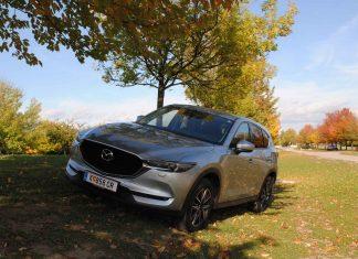 Der neue Mazda CX-5 im Guten Tag Österreich Autotest (Bildquelle: Thomas Resch)