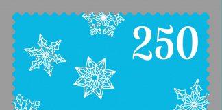 Funkelnde Weihnachten: POST präsentiert Sondermarke leuchtend mit Swarovski Kristallen (Bildquelle: Österreichische Post AG)