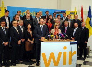 300 Bezirks-Kandidaten der VPNÖ einstimmig gewählt (Bildquelle: Thomas Resch)