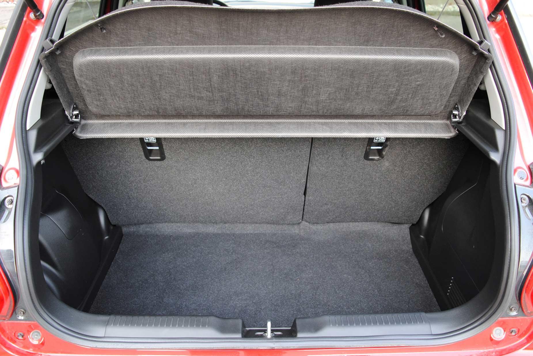 Der Suzuki Swift 12 Dualjet SHVS Allgrip Bildquelle Thomas Resch
