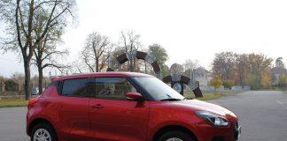 Der neue Suzuki Swift im Guten Tag Österreich Autotest (Bildquelle: Thomas Resch)