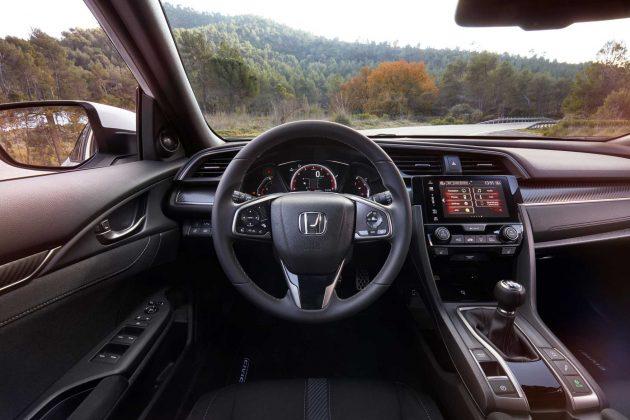 Der neue Honda Civic 1.0 VTEC Turbo (Bildquelle: Honda)