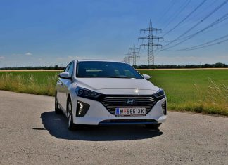 Der neue Hyundai IONIQ Plug-In im Guten Tag Österreich Autotest (Bildquelle: Hyundai)