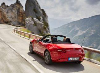 Hauptargument fürs Autofahren ist bei den ÖsterreicherInnnen der Fahrspaß (Bildquelle: Mazda)
