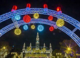 Der Wiener Weihnachtstraum 2017 (Bildquelle: stadtwienmarketing)