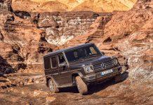 Die neue Mercedes-Benz G-Klasse (Bildquelle: Daimler AG)