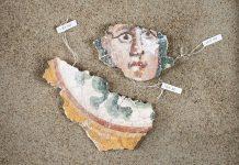 Fragment eines Medaillons mit Medusa 3. Jahrhundert n. Chr. (Bildquelle: Bundesdenkmalamt)