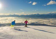 Ein Winterurlaub in Kärnten ist ein Urlaub für aktive Genießer: Hier geht es nicht nur ums Skifahren, Snowboarden, Freeriden und Tourengehen allein – hier wartet eine bunte Vielfalt an Möglichkeiten, die bei Familienmitgliedern jeden Alters für Begeisterung sorgt (Bildquelle: Kärnten Werbung/ Franz Gerdl)