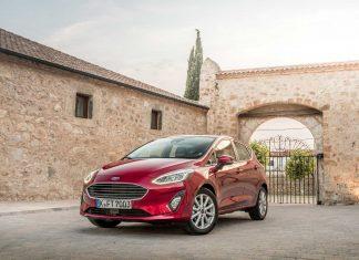 Der neue Ford Fiesta 1,0 EcoBoost in der Ausstattungsvariante Titanium (Bildquelle: Ford)
