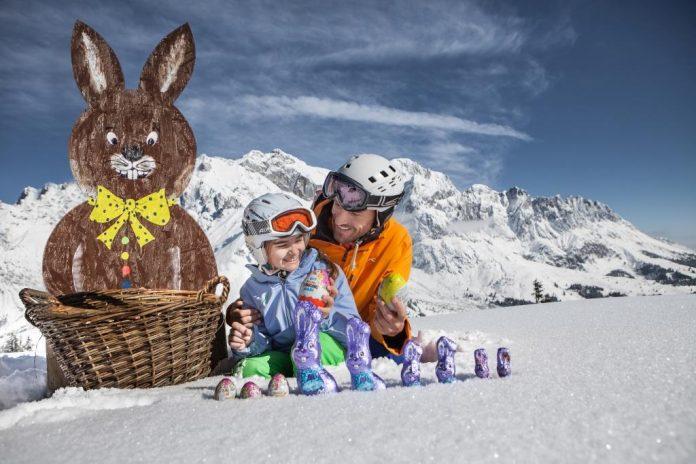 Ostern in der Region Hochkönig (Bildquelle: Hochkönig Tourismus GmbH / DI Johannes Felsch)