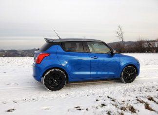 Der neue Suzuki Swift im Guten Tag Österreich Autotest (Bildquelle: Michaela Resch)