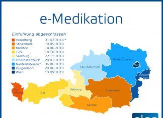 Die österreichweite Einführung steht fest: e-Medikation startet 2018 schrittweise in Kassenordinationen und Apotheken (Bildquelle: SVC/Ingo Menhard Mediendesign)
