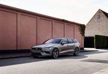 Der neue Volvo V60 (Bildquelle: Volvo)
