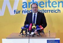 """VPNÖ-Landesgeschäftsführer Bernhard Ebner: """"Für uns gilt nach der Wahl das, was wir vor der Wahl gesagt haben"""". (Bildquelle: Thomas Resch)"""