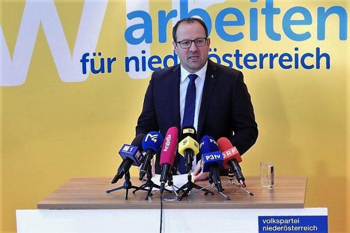 VPNÖ-Landesgeschäftsführer Bernhard Ebner: